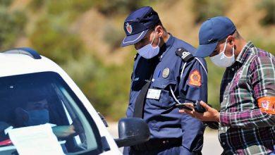 صورة بسبب رمضان.. سدود أمنية وإجراءات صارمة للحد من تنقل المواطنين بالدار البيضاء