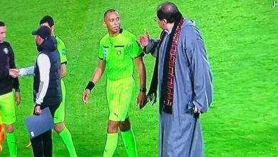 صورة آيت منا يطالب باستقدام حكام أجانب لقيادة مباريات البطولة