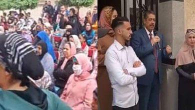 صورة شباط يُهاجم حكومتي بنكيران والعثماني في تجمع خطابي بفاس