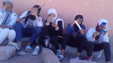 صورة فيديو لفتيات يحملن أسلحة بيضاء يستنفر النيابة العامة باشتوكة آيت باها