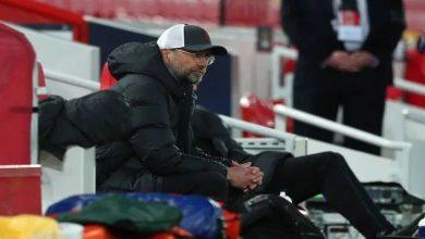 """صورة """"ليفربول لا يستحق التأهل إلى دوري أبطال أوروبا"""""""
