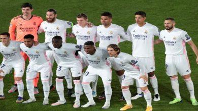 صورة ضربة قوية لريال مدريد قبل مباراة خيتافي