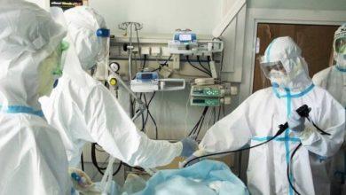 """صورة وزارة الصحة تكشف عدد الحالات الحالات الحرجة للمصابين بـ""""كورونا"""""""