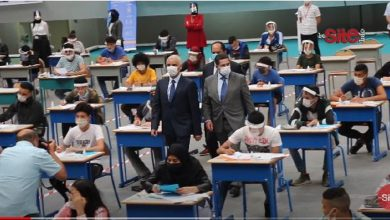 """صورة أمزازي يكشف عدد المترشحين لاجتياز امتحانات """"الباك"""" ويبرز ظروف تنظيم """"الوطني"""""""