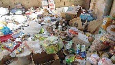 صورة اشتوكة أيت باها.. حجز 190 كلغ من المواد الغذائية غير الصالحة للاستهلاك