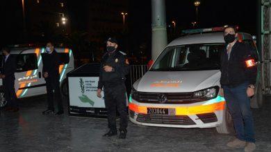 """صورة اعتقالات بالجملة في حق المخالفين لقرار """"الإغلاق الليلي"""" بهذه المدينة"""