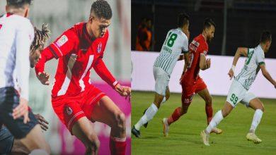 صورة الدفاع الجديدي يتفوق على حسنية أكادير والتعادل السلبي يحسم مباراة المحمدية والفتح