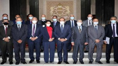 صورة الرباط .. حفل تنصيب أعضاء لجنة التحكيم الخاصة بالجائزة الوطنية للدراسات والأبحاث حول العمل البرلماني