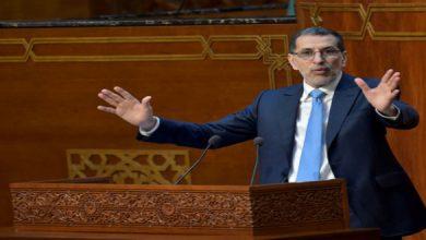 """صورة العثماني ينفجر غاضبا في وجه البرلمانيين """"أنتم الفاشلون"""""""