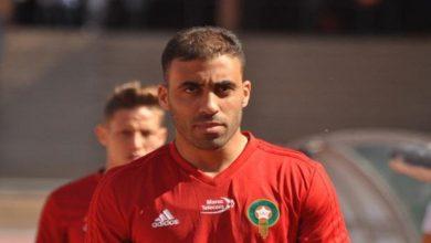 صورة توضيح إمكانية انضمام حمد الله للمنتخب المغربي المشارك في البطولة العربية