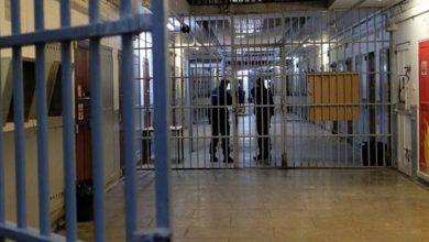 صورة حقيقة عدم السماح للسجين يونس الخديم بحضور جنازة والدته