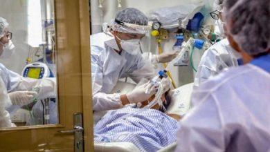 """صورة خلال 24 ساعة.. وزارة الصحة تكشف عدد مصابي """"كورونا"""" في حالة حرجة"""