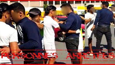 """صورة ضمنهم قاصر.. مصير 3 أشخاص ظهروا في فيديو وهم يسرقون شابا بـ""""كازا"""""""