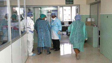 صورة طبيب مغربي يكشف الحالة الصحية للمصابين بالسلالة الهندية