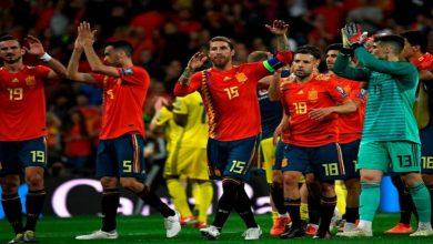 """صورة مفاجآت كبيرة في قائمة إسبانيا المشاركة في """"اليورو"""""""