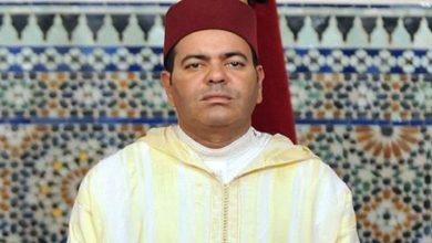 صورة مولاي رشيد يستقبل وزير خارجية الكويت حاملا رسالة من أمير دولة الكويت إلى الملك