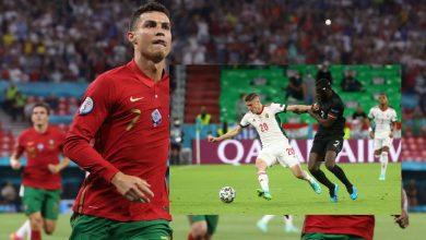 """صورة التعادل مع فرنسا يقود البرتغال إلى الدور الـ16 من """"اليورو"""" وألمانيا تنجو من فخ المجر- فيديو"""
