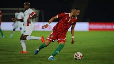 صورة حالة إيجابية بفيروس كورونا تربك إقامة مباراة المغرب وبوركينا فاسو