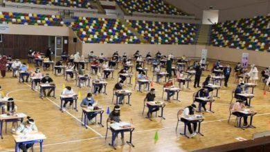 """صورة انطلاق امتحانات """"الباك"""" وسط إجراءات مشددة"""
