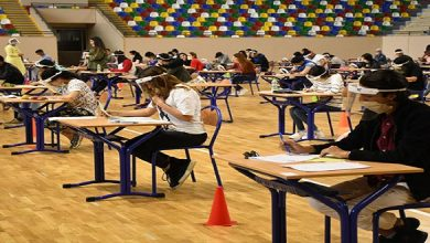 صورة باكالوريا 2021.. انطلاق اختبارات الامتحان الوطني الموحد وسط إجراءات مشددة
