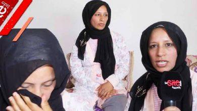 صورة بسبب الحمل.. شخص يتخلى عن زوجته وابنته ويترك مصيرهما للشارع بالبيضاء -فيديو