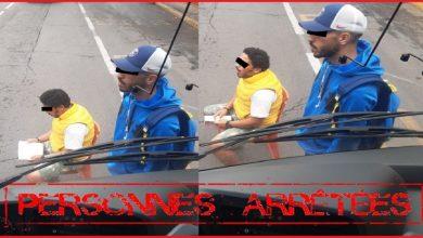 صورة بعد الترامواي.. شابان يعرقلان حركة سير حافلة للنقل العمومي بالبيضاء