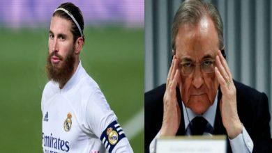 """صورة بعد رونالدو.. راموس ضحية بيريز الجديدة واللاعب يفصح عن الطريقة التي """"طرد"""" بها"""