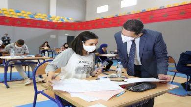 صورة تحت إجراءات صارمة.. أمزازي يتفقد سير امتحانات الباكالوريا بالخميسات