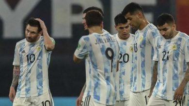 صورة مفاجآت في قائمة الأرجنتين لكوبا أمريكا