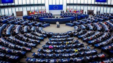 صورة تصريح المفوضة الأوروبية هيلينا دالي بالبرلمان الأوروبي حول قضية القاصرين المغاربة غير المرفوقين