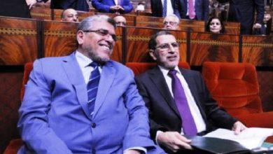 صورة حزب العدالة والتنمية يردّ على طلب استقالة مصطفى الرميد