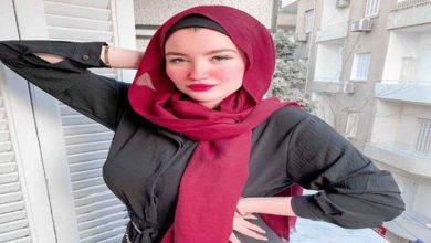"""صورة حكم عليها بـ10 سنين.. فتاة """"التيك توك"""" حنين حسام توجه رسالة للسيسي قبل ساعات من القبض عليها"""