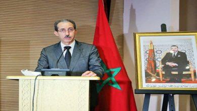 صورة رئيس النيابة العامة يتوعد المخالفين لعملية القيد في اللوائح الانتخابية