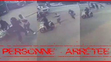 صورة فيديو يطيح بلص روع ساكنة أحياء بالبيضاء في قبضة رجال الأمن