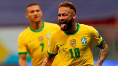 """صورة في افتتاحية """"كوبا أمريكا"""".. البرازيل تنتصر بثلاثية على فنزيلا- فيديو"""