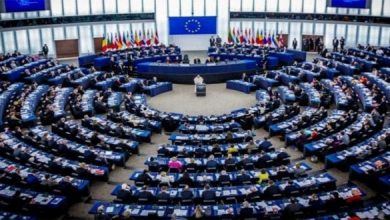 """صورة قرار البرلمان الأوروبي """"خطأ"""" و""""افتقاد للحكمة والنضج"""""""