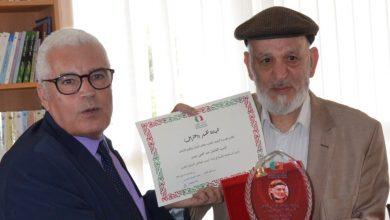 صورة مؤسسة أرشيف المغرب تحتفي بذاكرة البرلمان عبد الحي بنيس