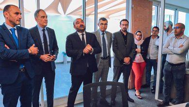 """صورة مجموعة """"أوريزون بريس"""" الإعلامية تفتتح مقرها الجديد بالدار البيضاء-فيديو"""