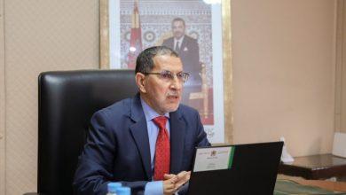 صورة مشروع قانون الحالة المدنية على طاولة المجلس الحكومي