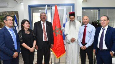 صورة ناقشنا إقامة تحالف ثنائي بين مدينتي العفولة وأكادير