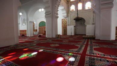 صورة هام.. قائمة بأسماء المساجد المفتوحة في عمالة الرباط -وثيقة