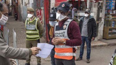 صورة إجراءات صارمة لضبط مخالفي إجبارية ارتداء الكمامة بالمغرب