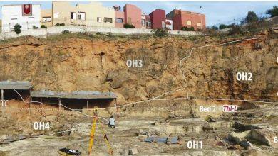 صورة اكتشاف آثار بشرية تحت الدار البيضاء تعود إلى مليون و300 ألف سنة