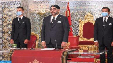 صورة الشر لن يأتيكم أبدا من المغرب ونحن إخوة