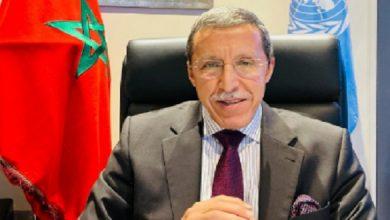 صورة المغرب يرد على استفزازات وزير الخارجية الجزائري الجديد أمام اجتماع حركة عدم الانحياز