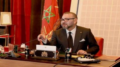 صورة الملكيترأس حفل إطلاق وتوقيع اتفاقيات تصنيع وتعبئة اللقاح المضاد لكورونا ولقاحات أخرى بالمغرب
