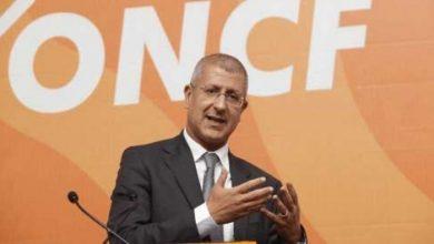 صورة انتخاب الخليع المدير العام لـ ONCF لشغل منصب نائب رئيس الاتحاد الدولي للسكك الحديدية