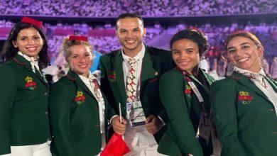صورة برنامج المشاركة المغربية في اليوم الخامس لأولمبياد طوكيو