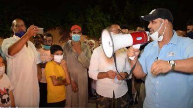 """صورة بعد ارتفاع الإصابات.. حملة للتحسيس بخطورة """"كورونا"""" والتوعية بأهمية التلقيح في مراكش- فيديو"""