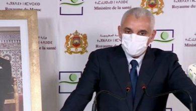 """صورة بعد الارتفاع الصاروخي في إصابات كورونا.. وزير الصحة محذرا المغاربة: """" الوضع مقلق للغاية"""""""